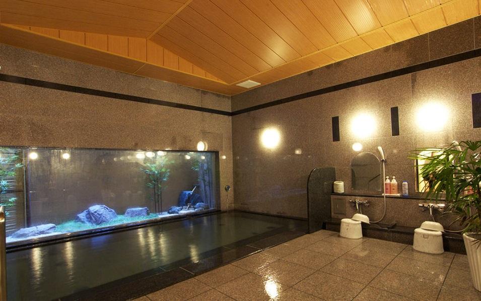 ★ホテルルートイン札幌駅前北口_大浴場