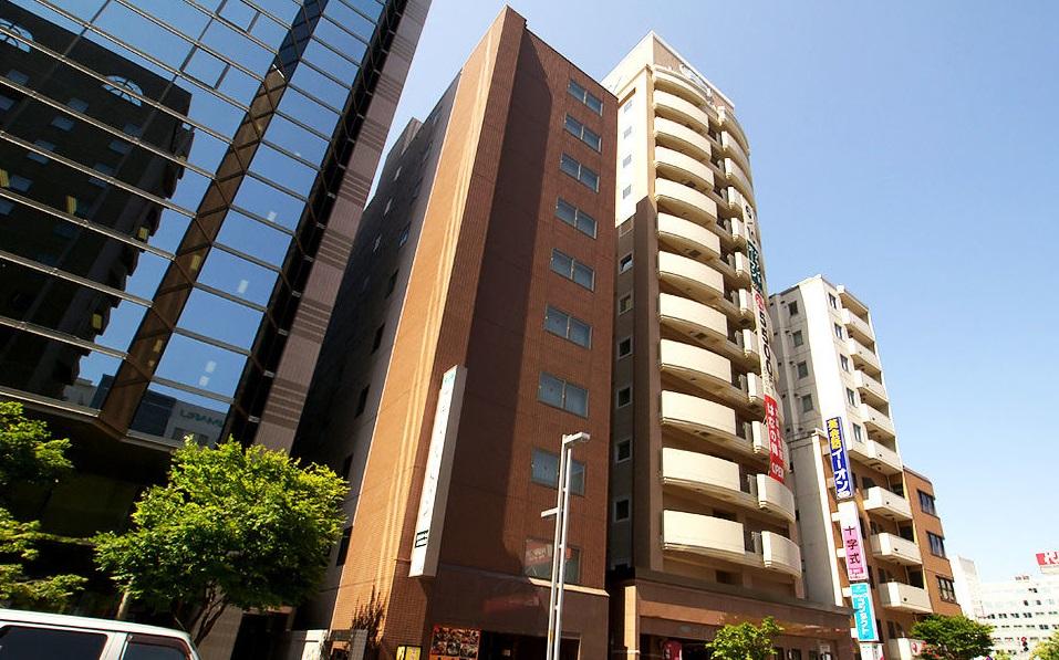 ★ホテルルートイン札幌駅前北口_外観
