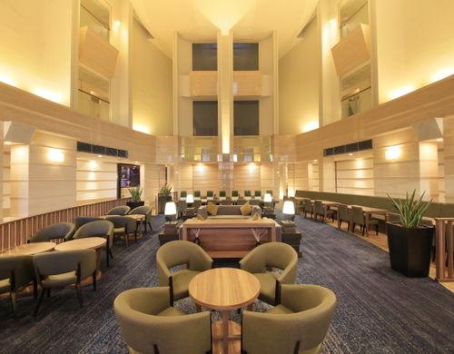 ★クインテッサホテル札幌_ロビー