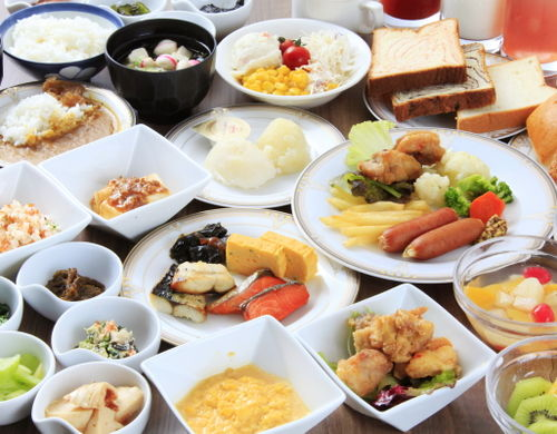 ★クインテッサホテル札幌_朝食イメージ