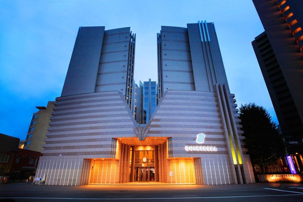 ★クインテッサホテル札幌_外観