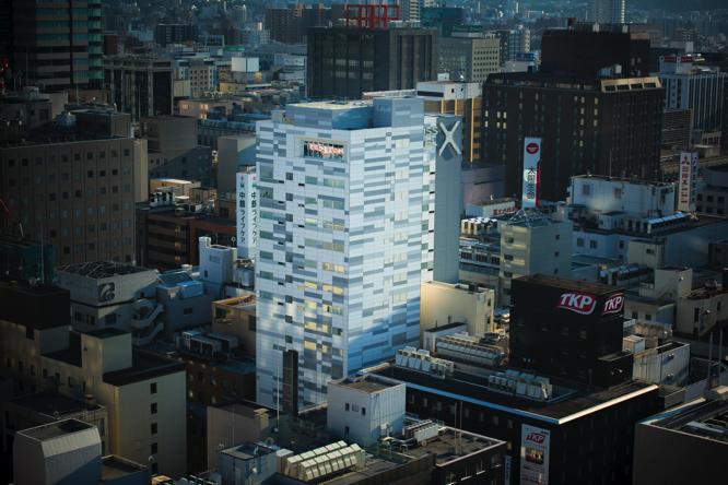 ★クロスホテル札幌_外観