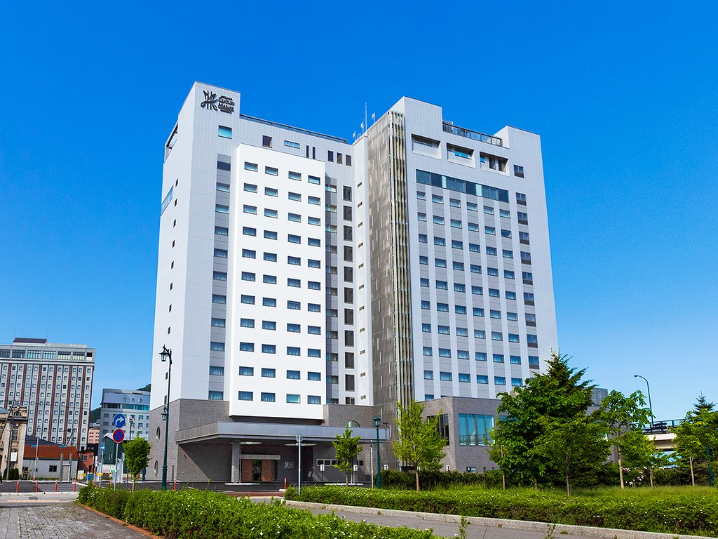 ★HOTEL&SPAセンチュリーマリーナ函館_外観