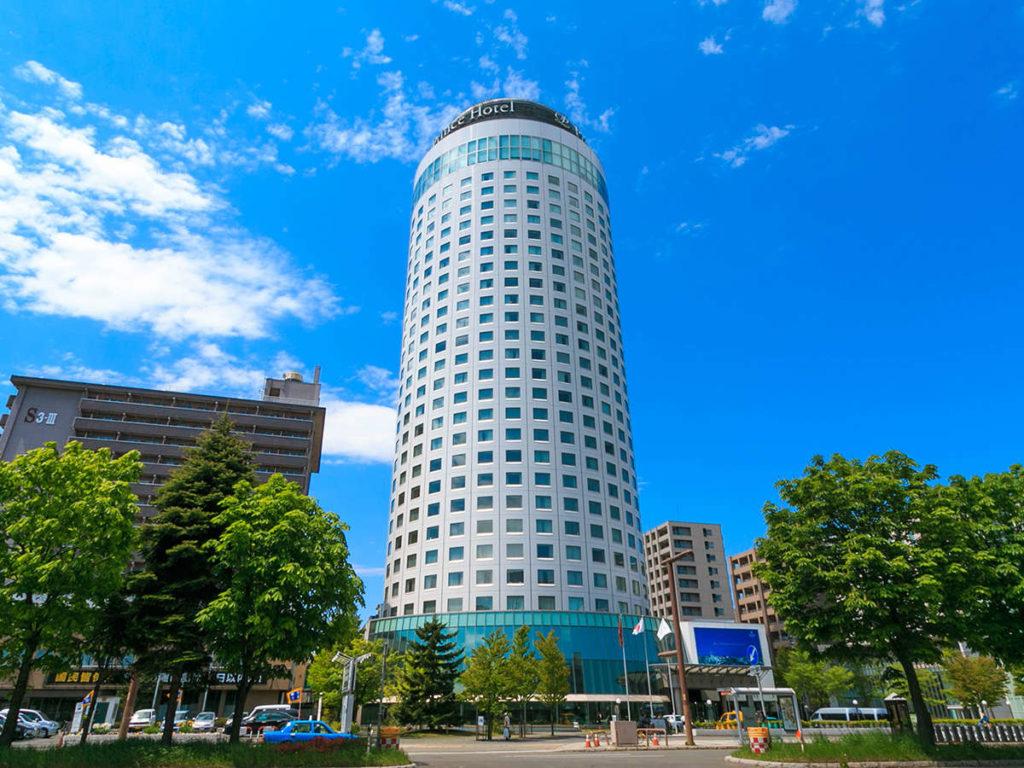 ★札幌プリンスホテルタワー_外観