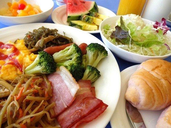 ★リゾートホテルベルパライソ_朝食イメージ