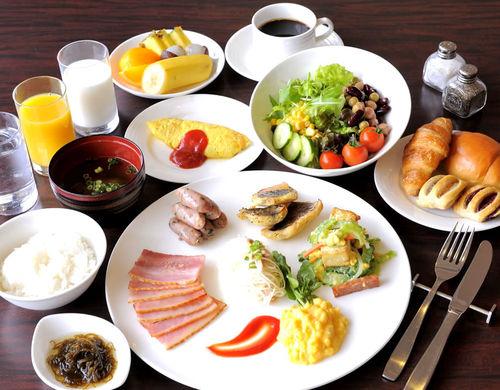 ★サザンビーチホテル&リゾート沖縄_朝食イメージ