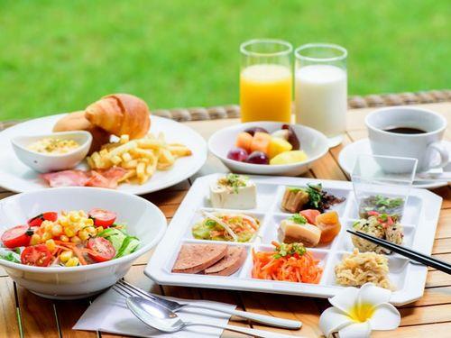 ★オキナワグランメールリゾート_朝食イメージ