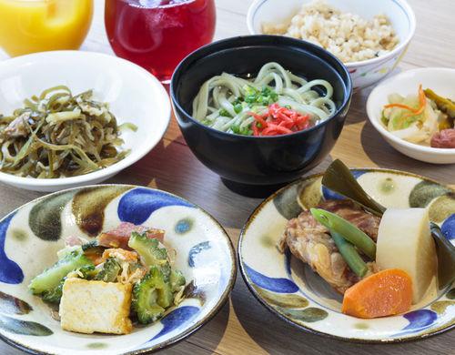 ★沖縄ナハナ・ホテル&スパ_朝食イメージ