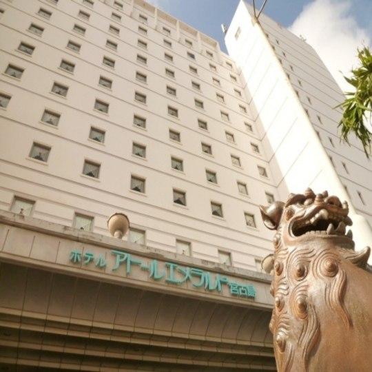 ★ホテルアトールエメラルド宮古島_外観