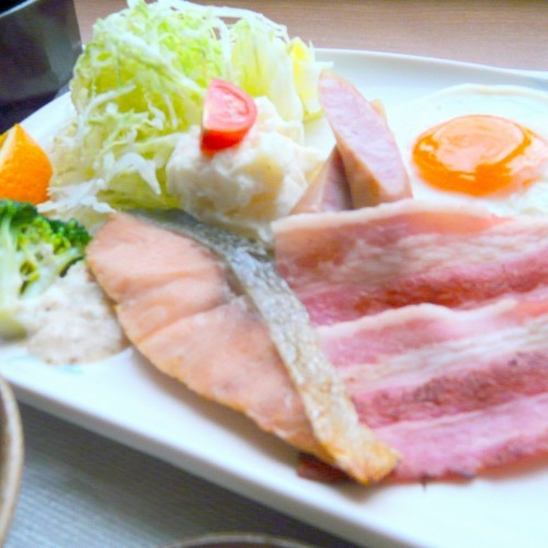 ★ホテルピースランド石垣島_朝食イメージ