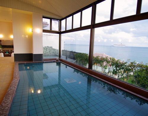 ★石垣島ビーチホテルサンシャイン_大浴場イメージ