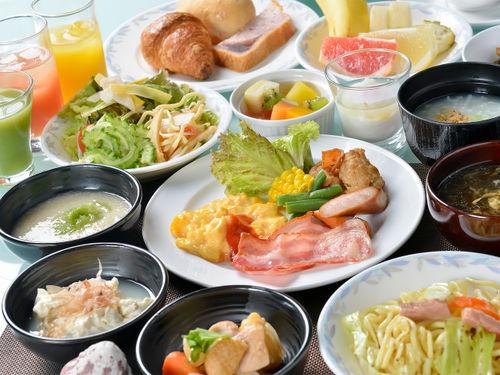 ★フサキリゾートヴィレッジ_朝食イメージ