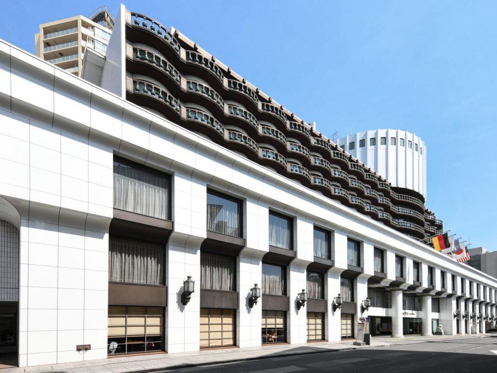 ★ローズホテル横浜_外観