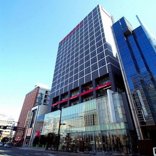 ★メルキュールホテル札幌_外観