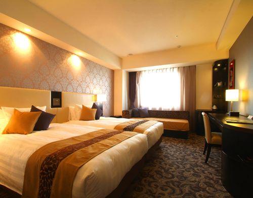 ★メルキュールホテル札幌_お部屋イメージ