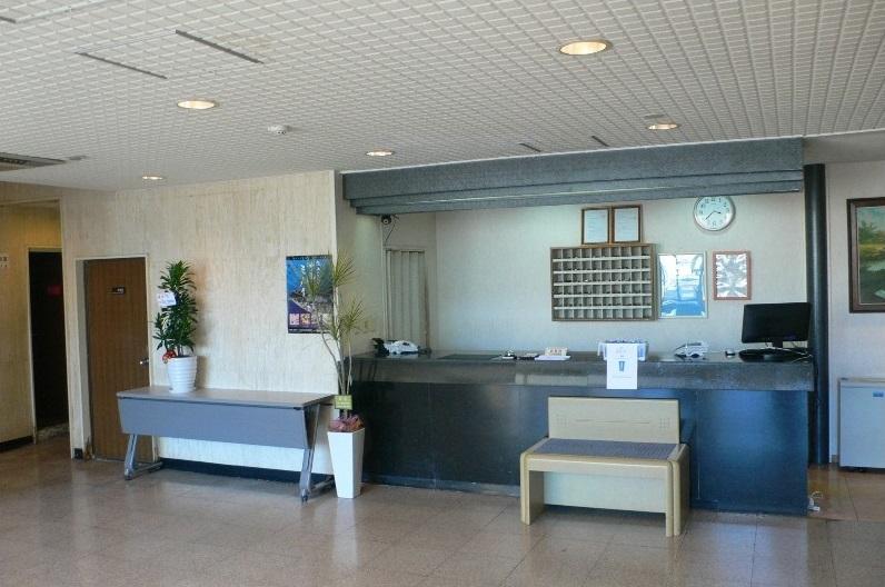 ★沖縄ホテルコンチネンタル_ロビーイメージ