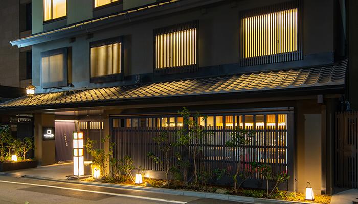 ★ホテルリソル京都 四条室町_外観