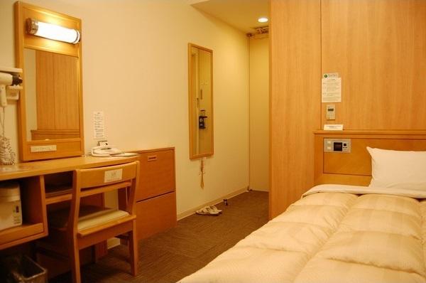 ★ホテルルートイン苫小牧駅前_お部屋イメージ