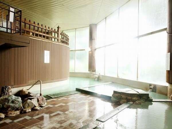 ★お宿 欣喜湯_大浴場