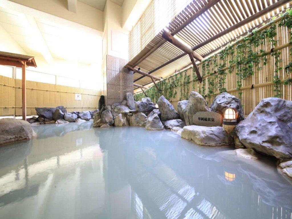 ★ホテルまほろば_露天風呂