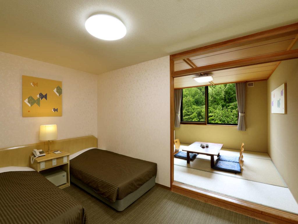 ★パークホテル雅亭_和洋室イメージ