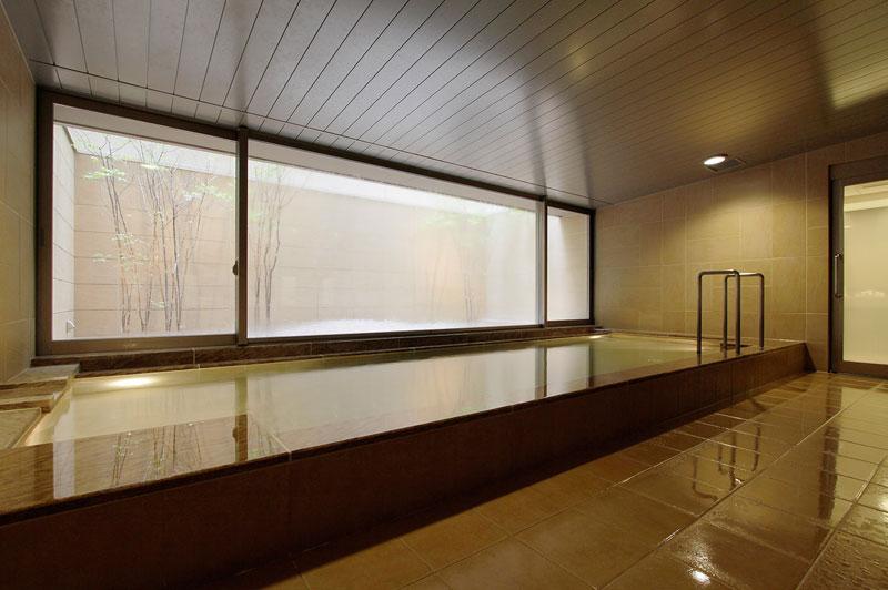 ★三井ガーデンホテル札幌_宿泊者専用【ガーデン浴場】