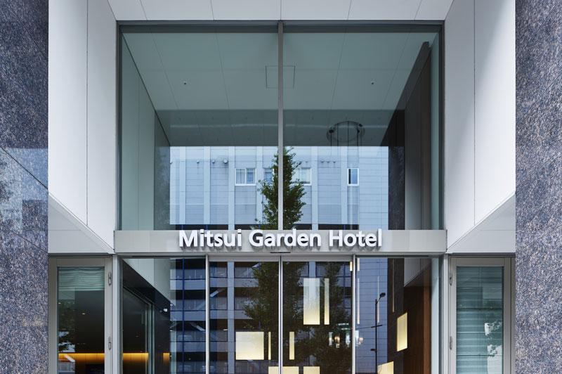 ★三井ガーデンホテル札幌_外観