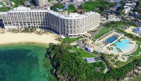 ★ホテルモントレ沖縄スパ&リゾート_外観