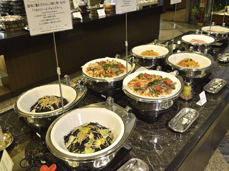 ★沖縄かりゆしアーバンリゾート・ナハ_朝食イメージ