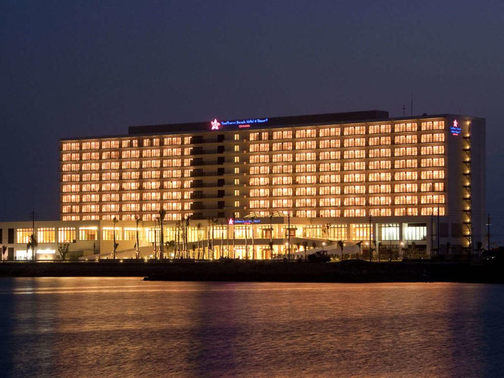 ★サザンビーチホテル&リゾート沖縄_全景
