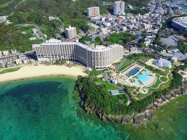 ★ホテルモントレ沖縄スパ&リゾート_全景