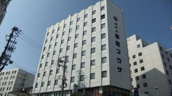 ★ホテル国際プラザ_外観