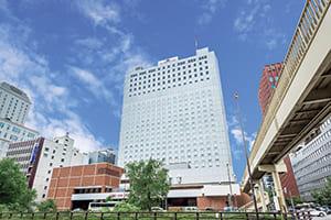 ★ANAクラウンプラザホテル札幌_外観