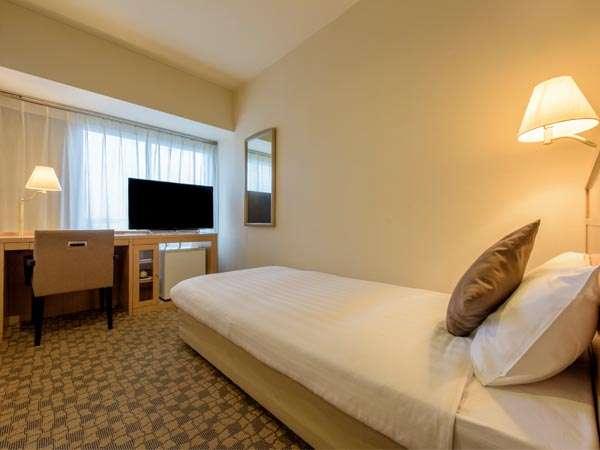 ★ANAクラウンプラザホテル札幌_シングルイメージ