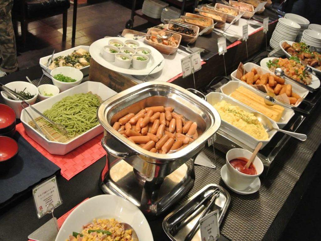 ★ホテルWBF札幌ノースゲート_朝食イメージ