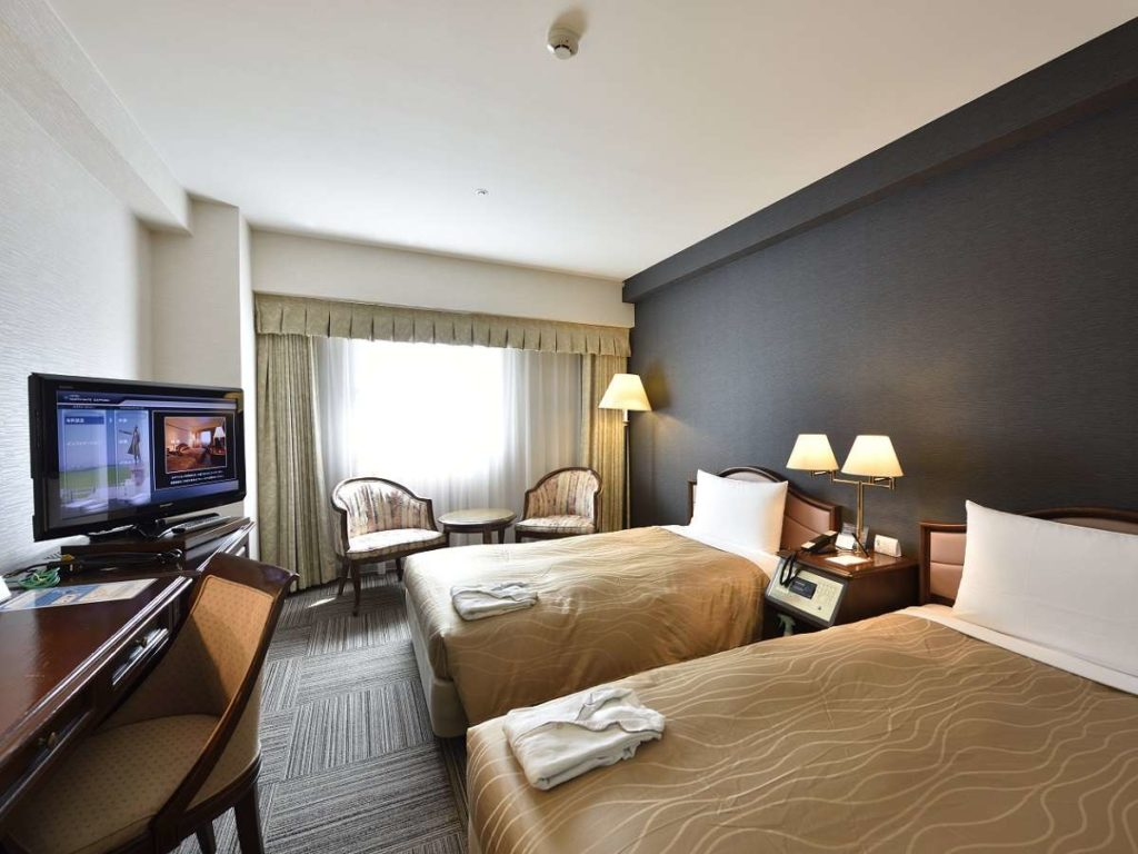 ★ホテルWBF札幌ノースゲート_ツインイメージ