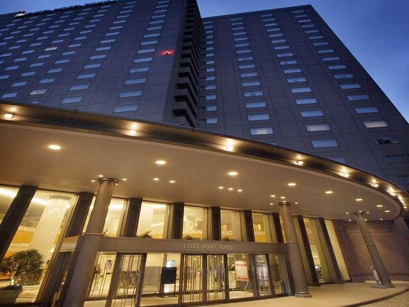 ★札幌エクセルホテル東急_外観