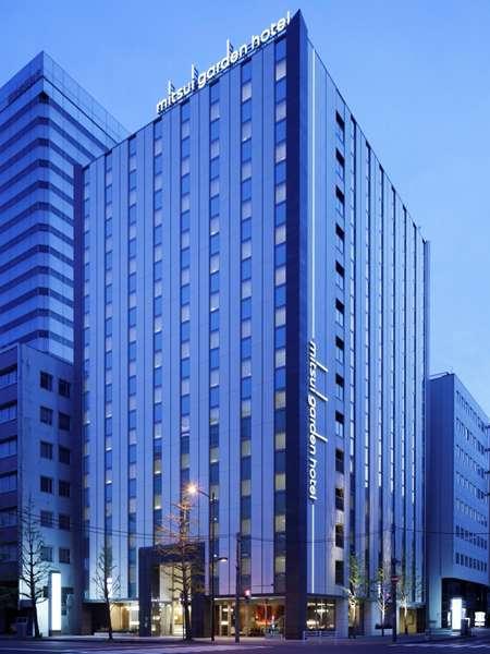 ★三井ガーデンホテル札幌_外観イメージ