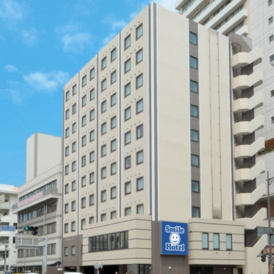 ★スマイルホテル沖縄那覇_外観