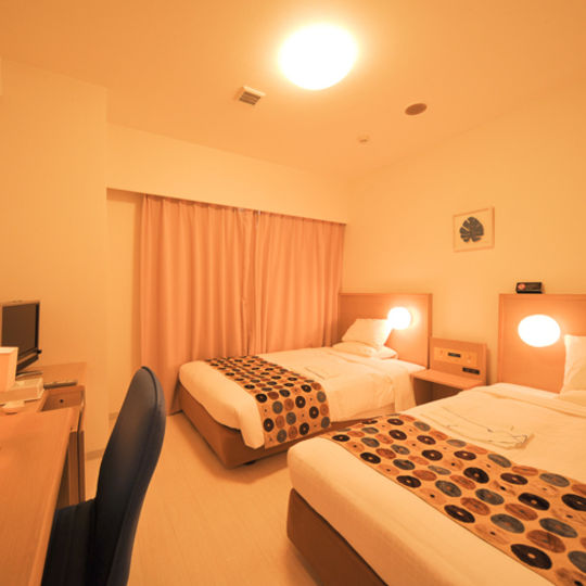 ★スマイルホテル沖縄那覇_ツインイメージ