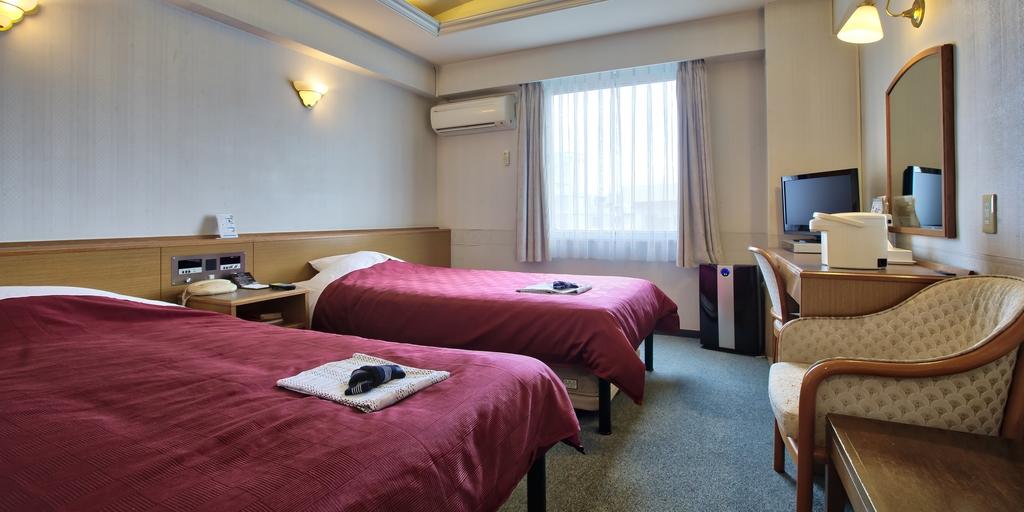 ★沖縄ホテル_お部屋イメージ