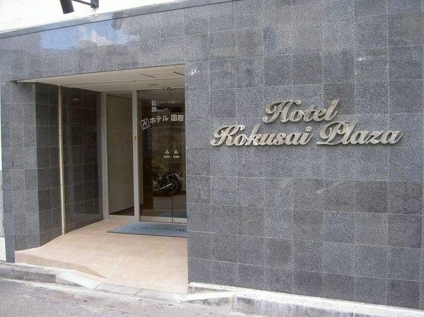★ホテル入口
