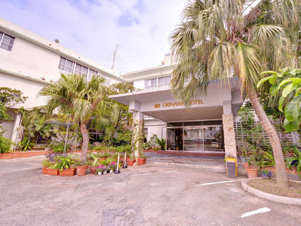 ★沖縄ホテル_外観