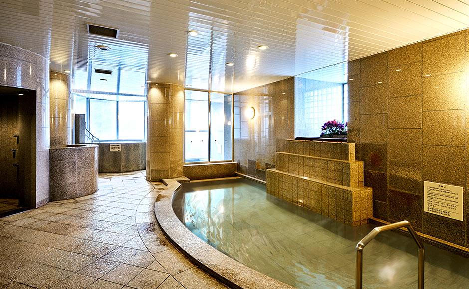 ★ホテルマイステイズプレミア札幌パーク_大浴場イメージ
