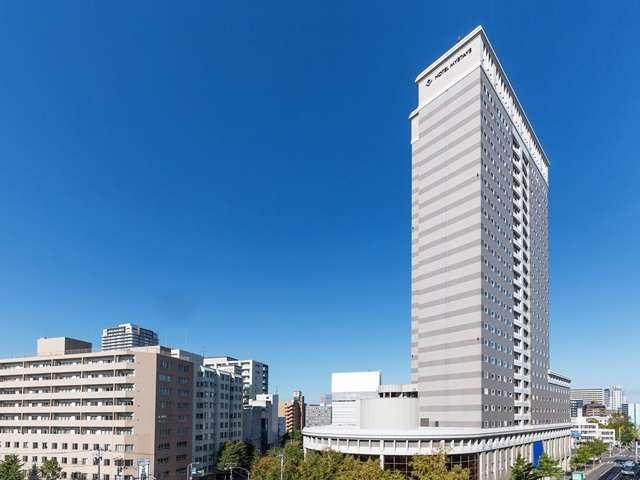★ホテルマイステイズプレミア札幌パーク_外観