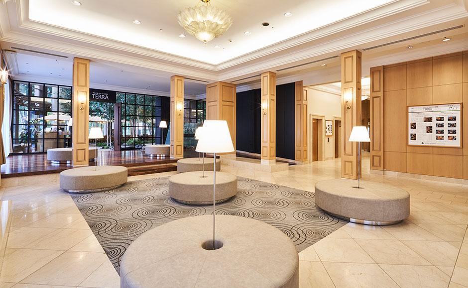 ★ホテルマイステイズプレミア札幌パーク_ロビーイメージ