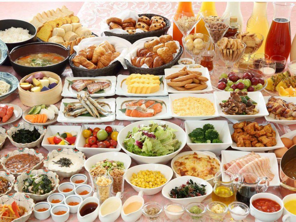 ★ホテルモントレエーデルホフ札幌_朝食イメージ