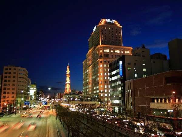 ★ホテルモントレエーデルホフ札幌_外観イメージ