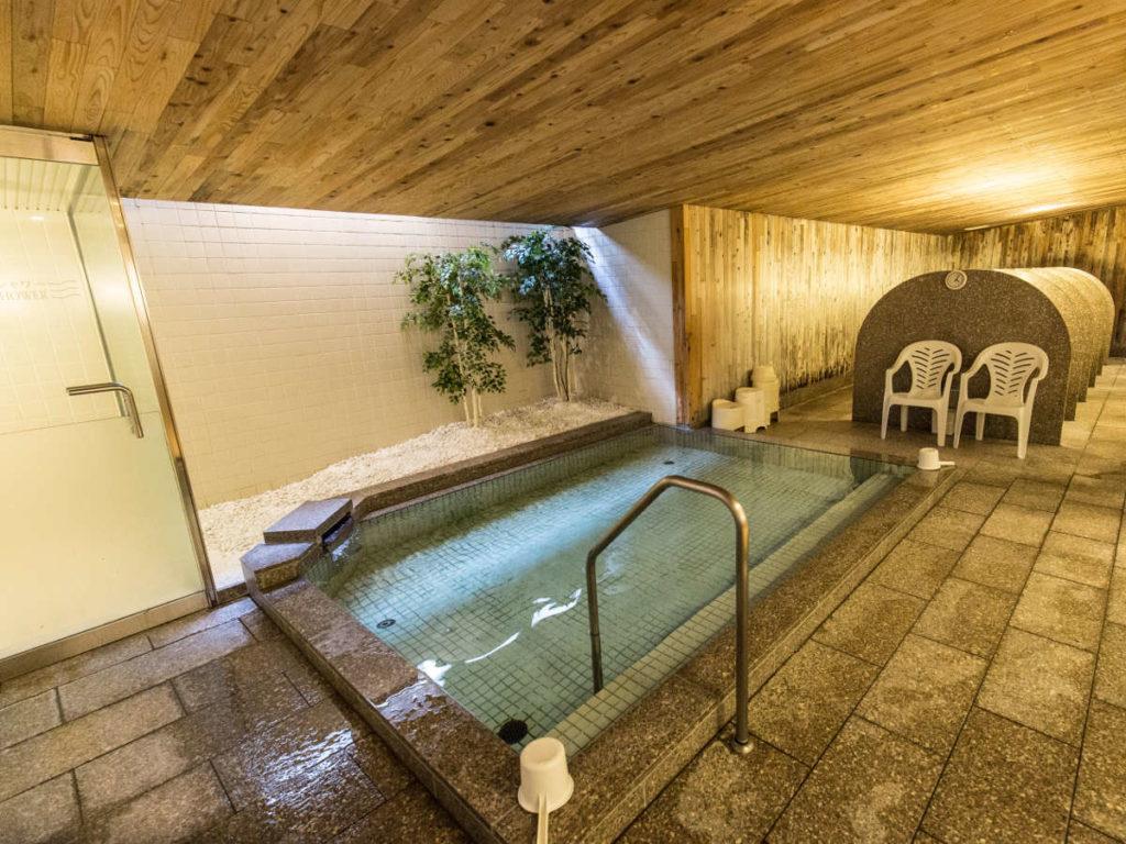 ★オーセントホテル小樽_浴場イメージ