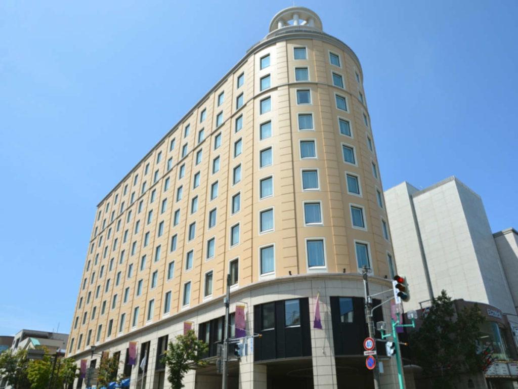 ★オーセントホテル小樽_外観